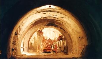 Tunnel de Gamsen
